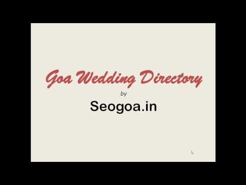 Goa Wedding Directory Online For Goan Wedding Suppliers