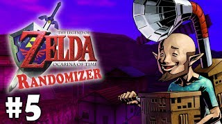 Zelda Ocarina of Time Randomizer - Part 5 - I'm an idiot and dying leads to riches
