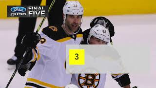 Ford F-150 Final Five Facts: Bruce Cassidy's Line Shuffle Pays Off