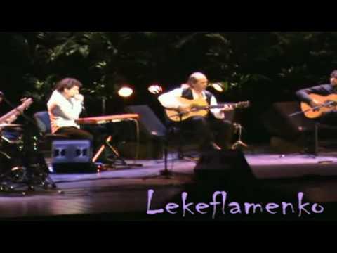 Paco de Lucia 2010 con Duquende, David de Jacoba y Farru Concierto en Belgrado 6º
