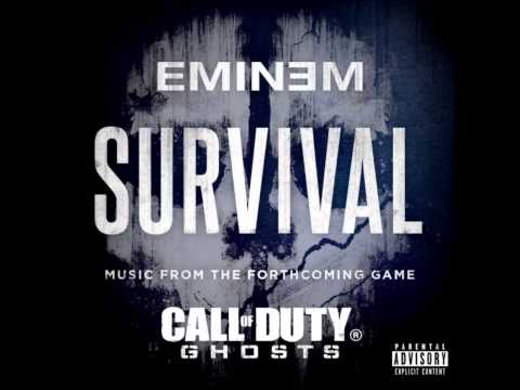 Eminem - Survival (clean) video