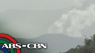 LIVE: Taal Volcano as seen from Tagaytay City