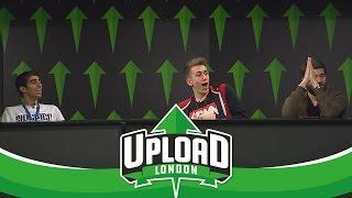 Vikkstar, Zerkaa & Miniminter - Upload Event & Q&A (Upload Event 2016 Saturday)