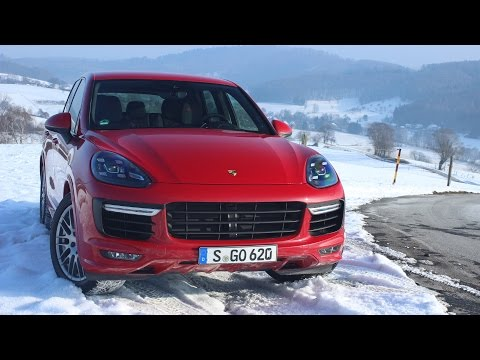 ' 2016 PORSCHE Cayenne GTS (92A) ' Test Drive & Review - TheGetawayer