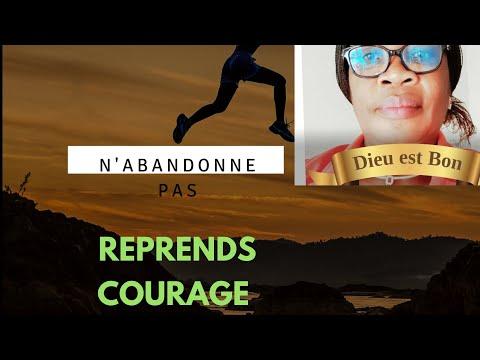 Thème : Reprends Courage