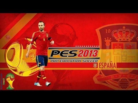 Los 23 de España (Brasil 2014) - Pes 13