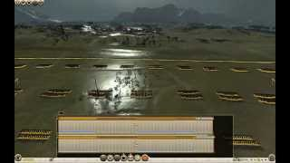 rome 2 project realism: full scale real roman republican army (extreme graphics)