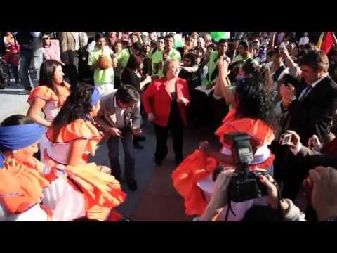 """""""Yo Quiero"""" - Canción Campaña Michelle Bachelet"""
