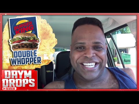 Burger King Double Whopper