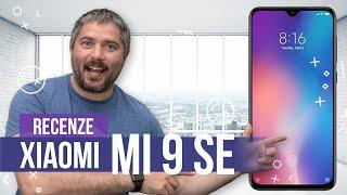 Xiaomi Mi 9 SE: Tak tohle mě fakt baví! - [recenze]