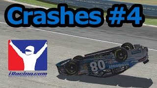 iRacing Crash Montage #4