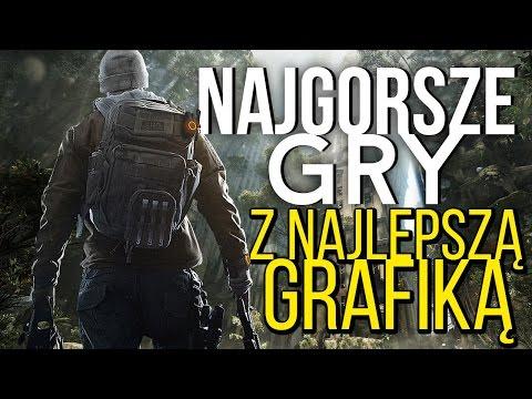 NAJGORSZE Gry Z NAJLEPSZĄ Grafiką [tvgry.pl]