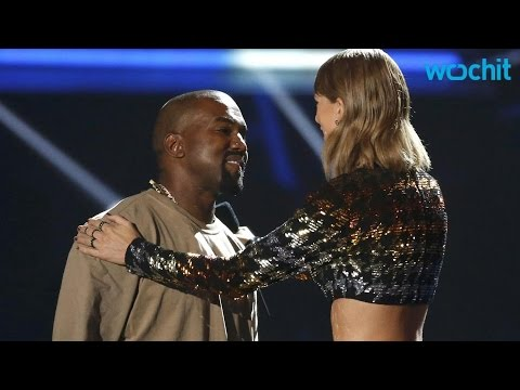 Watch: Kanye Thanks Taylor Swift in Crazy VMA Speech