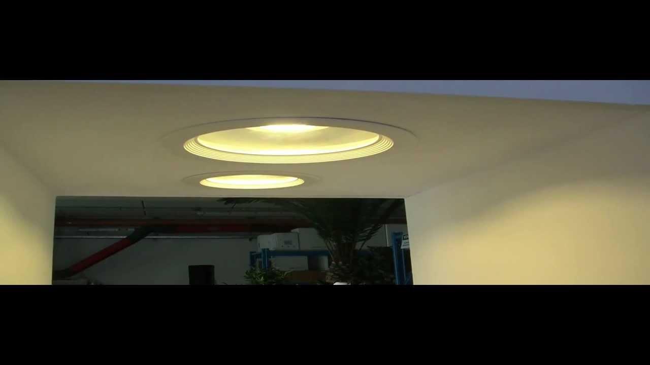 Lampade e fari Led ad incasso   YouTube -> Lampade A Led Tac