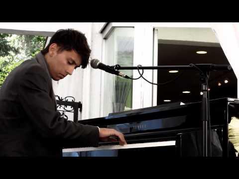 Luca Sestak - Boogie Woogie Piano Improvisation Inspired By Vince Weber Pinneberger Summerjazz 2012 video