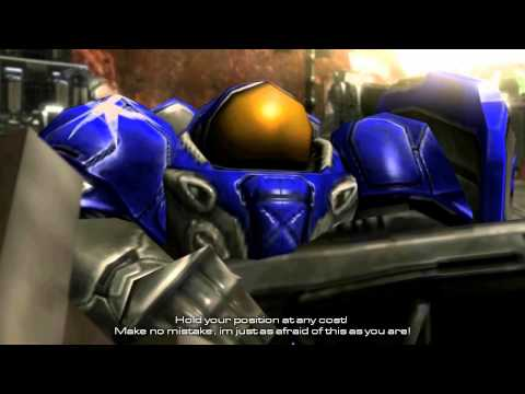 Starcraft: Rebirth of the Swarm (Full-Length Starcraft 2 Machinima)