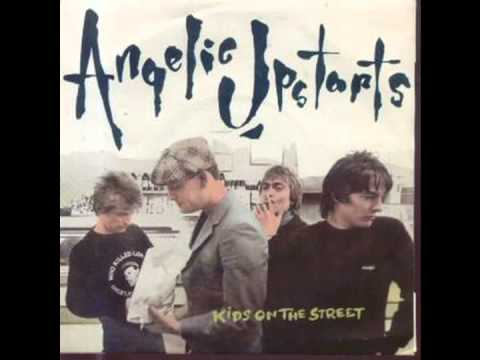 Angelic Upstarts - I Think It Should Be Free