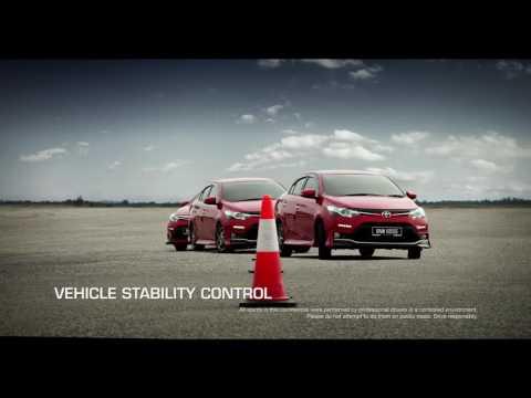 Toyota Vios – New Heart. New Beat.