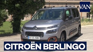 A Prueba: Citroën Berlingo BlueHDI 75 Shine