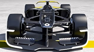 The Future Formula 1 Car by Renault Sport [YOUCAR]