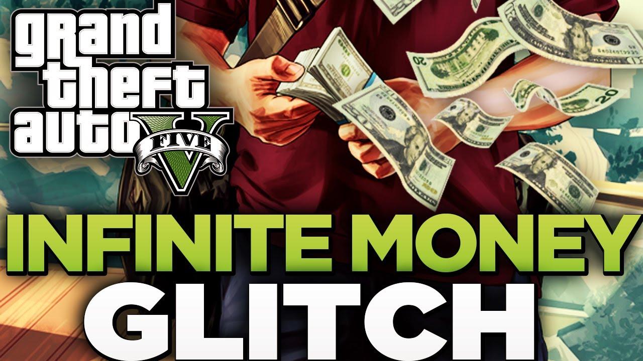GTA V : INFINITE MONEY GLITCH !! - 163.5KB