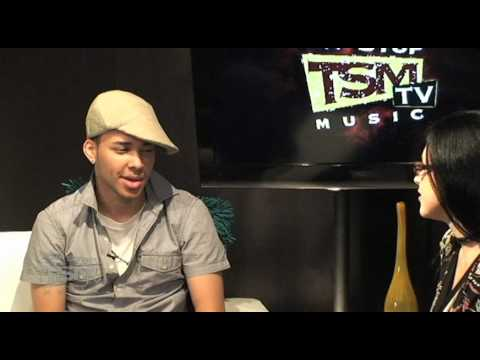 Top Stop Music Studio Interview with Prince Royce