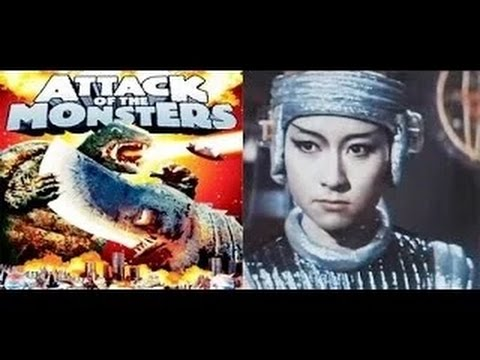 Attack of the Monsters  -  Full Length Action Hindi Movie