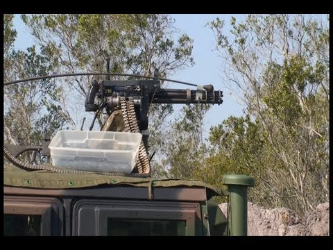 Private Gun Show And Shooting Range B-Roll Archive Footage
