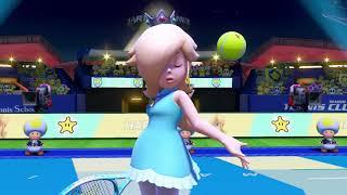 LUMA VS HARMONIE ## Mario Tennis ACES #8