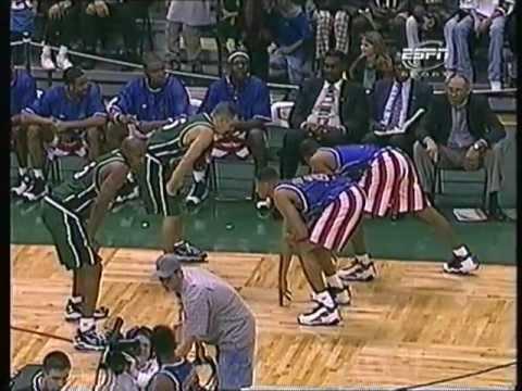 Harlem Globetrotters - New York Nationals (2002) Full Game!