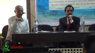 Stem cell Treatment for Diabetes | Dr. P. V. Mahajan Conference | Patient Testimonial.