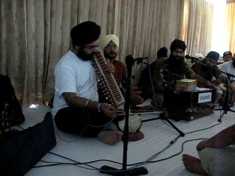 Learn and talk about Bilaval, Ragas, Sikh kirtan