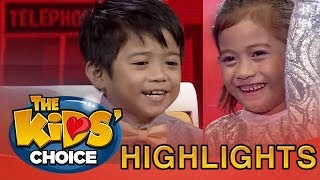 The Kids' Choice PH Highlights: Carlo, may nakakakilig na hirit kay Hannah
