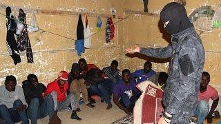 Libye : vague d'arrestations de migrants à Tripoli