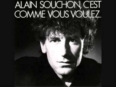 Alain Souchon - La Vie Intime Est Maritime