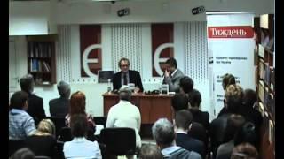 Леонідас Донскіс про роботу в Європарламенті