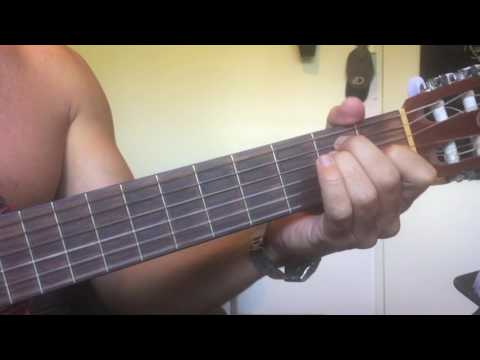 Top Ranking  Bob Marley Cover - Como Tocar How Play Guitar Tutorial video aula