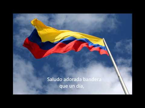 HIMNO A LA BANDERA