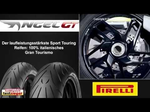 Pirelli Angel GT - Werbespot 2015