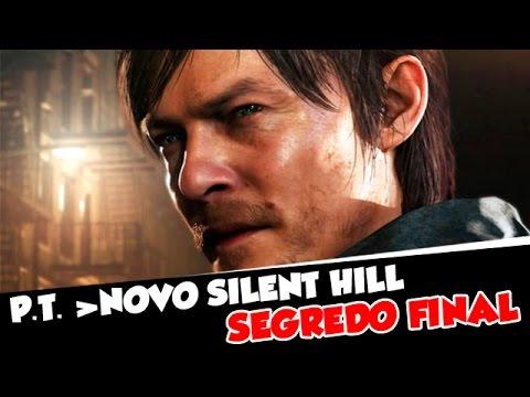 P.t. - Novo Silent Hill? - Como Sair Da Casa (final)?