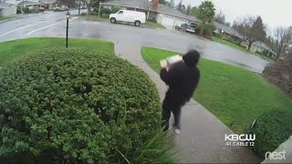 Police Bait Package Thieves With Phony Loot