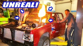 The Twin Turbo AWD S10's Latest Mods Are INSANE! This Might Be Too Much!