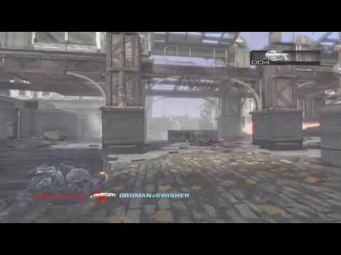 GoldGlove | Gears of War 2 Leftover Montage
