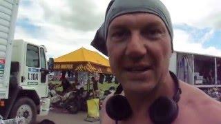 Dakar 2016: giornata di riposo con Diocleziano Toia