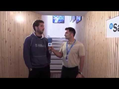 Entrevista a Feliciano López en el Barcelona Open Banc Sabadell - BANCO SABADELL