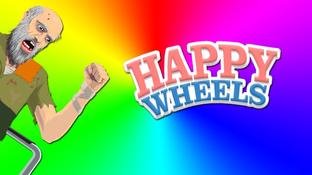 happy wheels 1