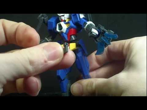 1/144 HG Gundam Age 1 Spallow (Dragon Momoko) Review