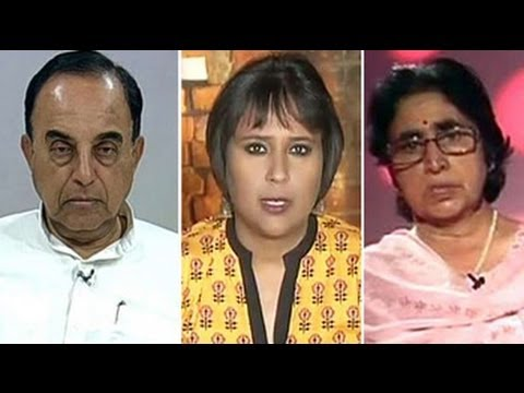Yeh Dil Maange More - Captain Batras mother debates the BJP