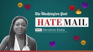 Washington Post Hate Mail: Christine Emba