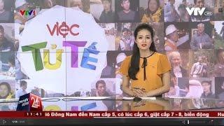 [Đài Truyền Hình VTV1] Việc tử tế | Chuyển động 24h | iziEnglish Community